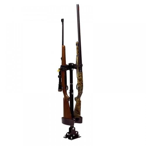 Крепление ружейное в пол для 2-х шт. Kolpin 20073 UTV Gun Mount 20073