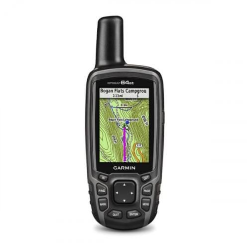 Туристический GPS навигатор Garmin GPSMAP 64ST