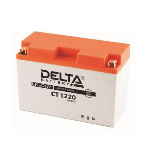 Аккумулятор для квадроцикла Delta CT 1220