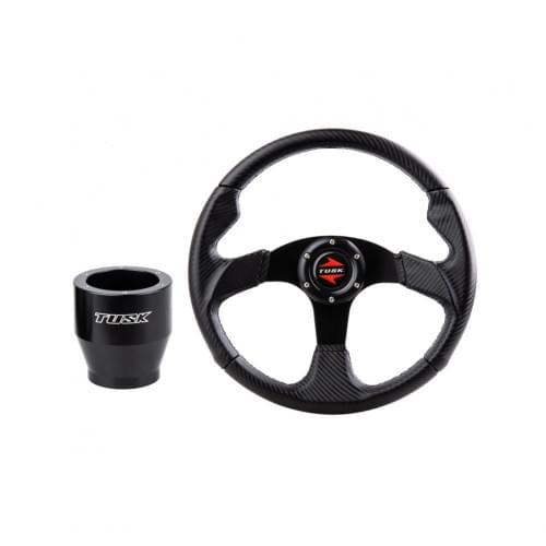 Спортивный карбоновый руль TUSK универсальный для Багии/UTV/SSV всех моделей