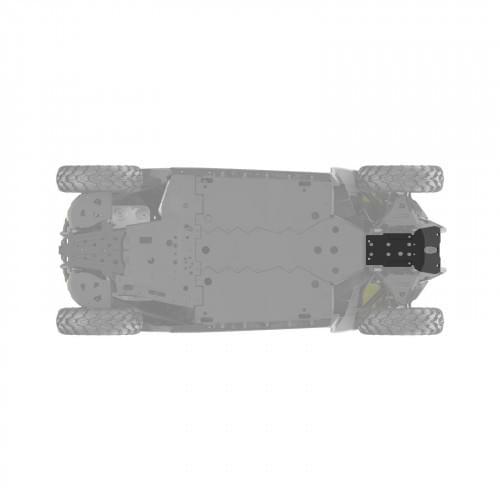 Передняя пластиковая защита Can am Maverick Trail/Sport 715004260